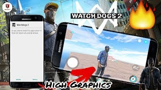 WATCH DOGS 2 MOBILE / BETA [Best] 2018