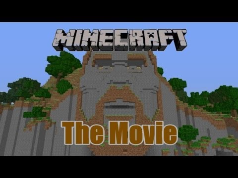 Minecraft Movie – The Temple Of Notch