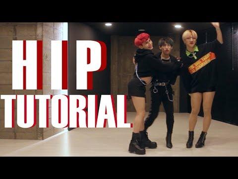 MAMAMOO (마마무) - HIP Dance Tutorial by QxEddie thumbnail