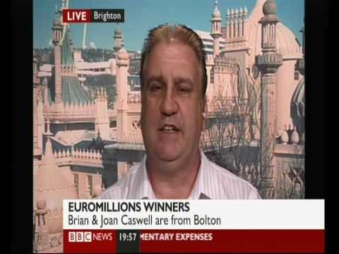 Mark Gardiner on BBC News & Breakfast