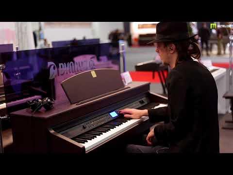 Nagrania dla muzykuj.com – Daynatone DPR 3500 – musikmesse 2018 gra: Kamil Barański www.muzykuj.com