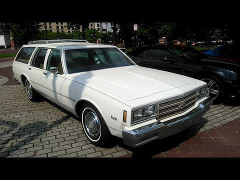 1978 Chevrolet Impala station wagon
