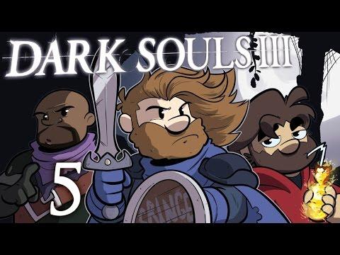 Dark Souls III #5 -  Kick the Bucket (feat. Brett Bayonne)