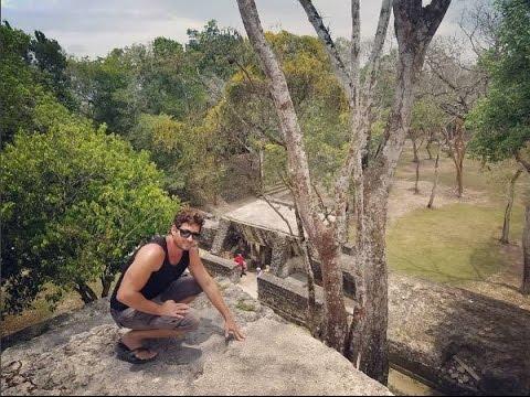 Guile Branco's Belize Archaeological Adventure Part Two: Cahal Pech