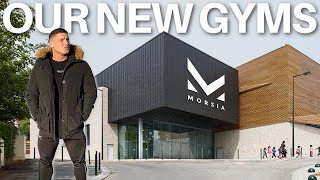 WE'RE OPENING 2 MORE GYMS!!