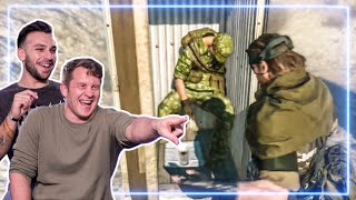 Spec Ops REACT to Creative Gameplay in Metal Gear Solid V | Experts React