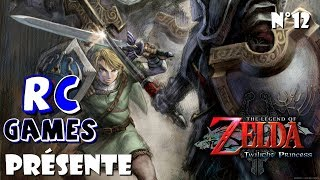 RC GAMES N°12 : THE LEGEND OF ZELDA, TWILIGHT PRINCESS sur GAMECUBE