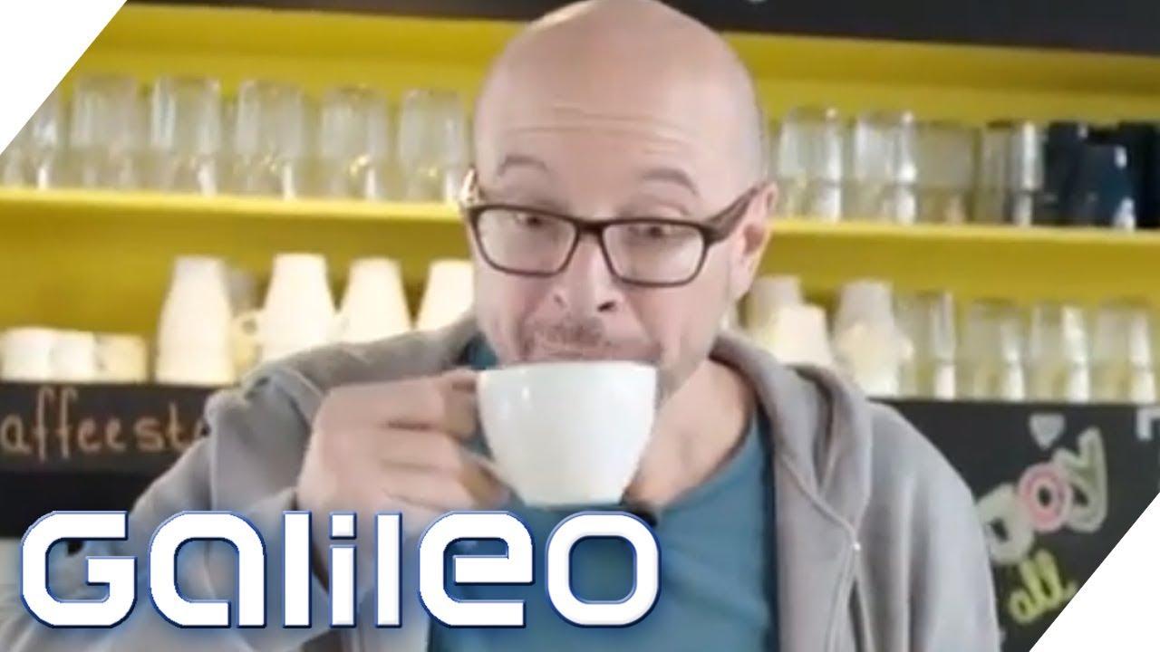 Der beste Kaffee: Worauf muss man achten? | Galileo | ProSieben