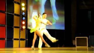 Campeones de salsa caleña 2011 (Adriana Avila y Jefferson Benjumea)