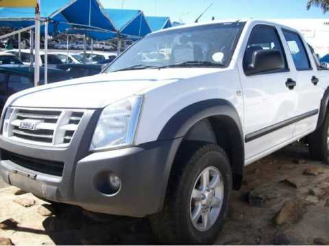 2010 ISUZU KB SERIES KB 240 LE Auto For Sale On Auto Trader South Africa
