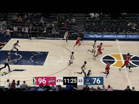 RJ Hunter (22 points) Game Highlights vs. Salt Lake City Stars