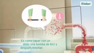 ¿Cómo funciona una bomba de calor? Vaillant explica el funcionamiento de la bomba de calor aire-agua