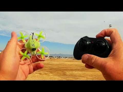 Efly F80 Entry Level Micro FPV Whoop Drone Flight Test Review