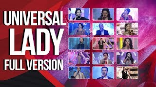 Концерти Universal Lady ❤(Пурра) | Universal lady ❤(Full)