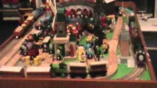 Thomas Toy, Train Table, Thomas And Friends,   Tomy ,tomica, Thomas The Tank Engine,