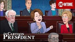'Cartoon Trump's Impeachment Trial Kicks Off' Ep. 301 Cold Open   Our Cartoon
