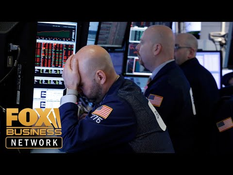 Stocks tumble after worst trading week of the year