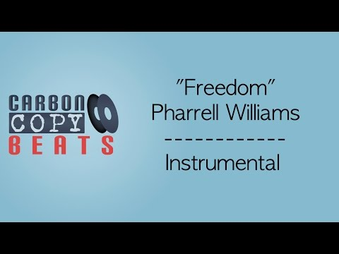 Freedom - Instrumental / Karaoke (In The Style Of Pharrell Williams)
