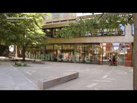 Student Centre Orientation at London South Bank University