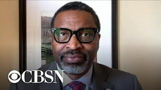 NAACP president on murder conviction of Derek Chauvin