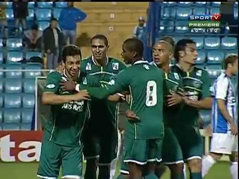 Avaí 1 x 4 Goiás - Campeonato Brasileiro l Série B 2012