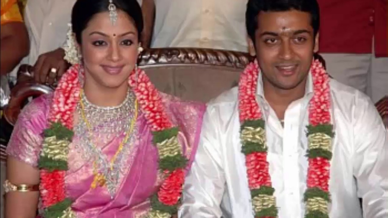 Surya and Jyothika Marriage Photos | Celebs Latest Unseen ...
