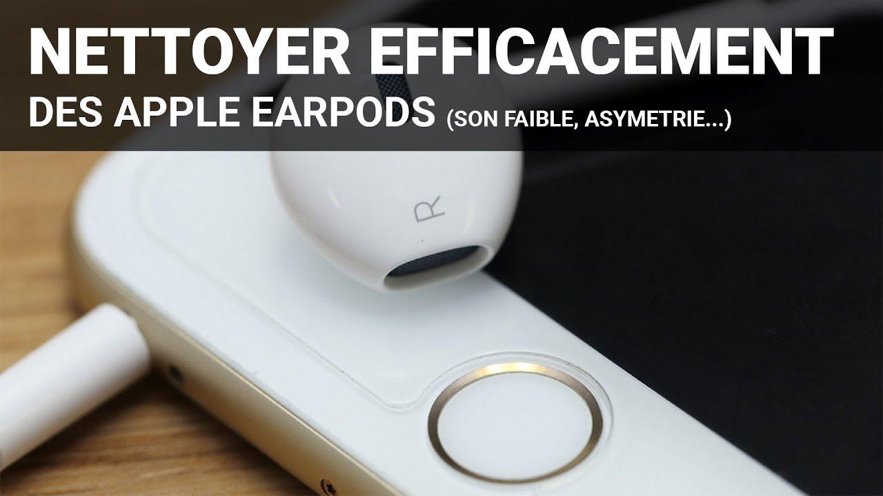 [TUTO FR] Nettoyer efficacement des EarPods Apple