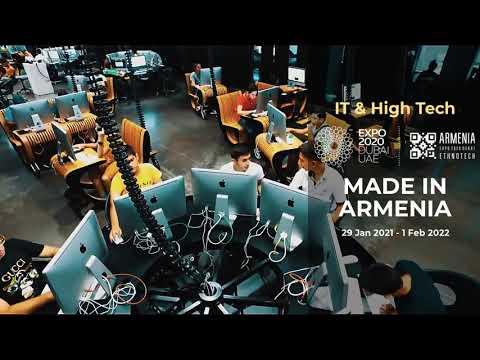 Made In Armenia   IT \u0026 High Tech