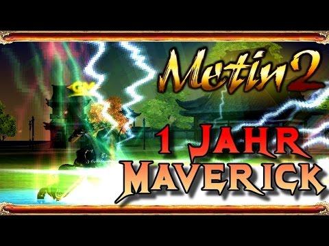 Metin2 DE - 1 Jahr Maverick [Mixtape]