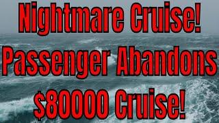 Кошмарный Круиз на 80 000 Долларов по Всему Миру | Морские Круизы Кругосветное Путешествие