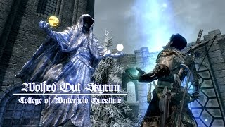 Skyrim Modded - Ep. 64, College of Winterhold part 8
