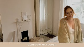 BEDROOM MAKEOVER - WHITE + NEUTRAL - Tanya Louise