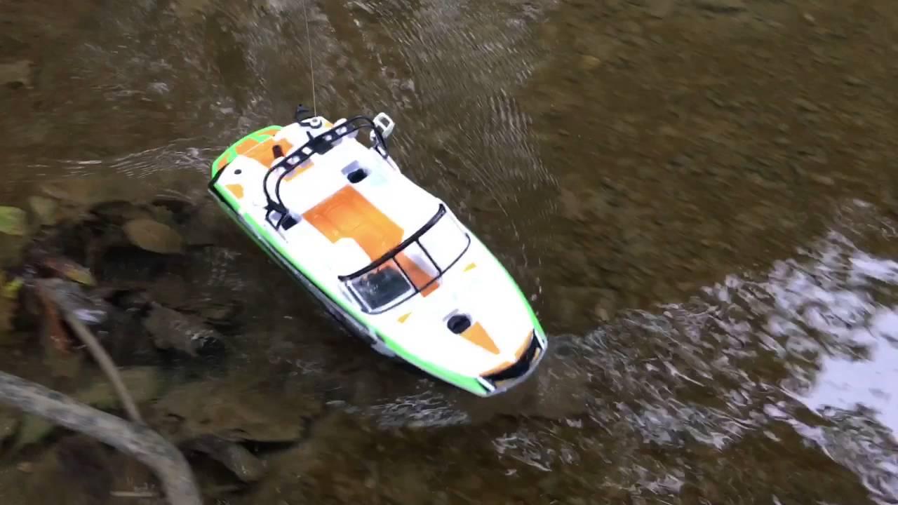 Super Air Nautique RC Boat - YouTube