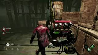 Dead By Daylight w Raider 801  Baby Myers camps Raider