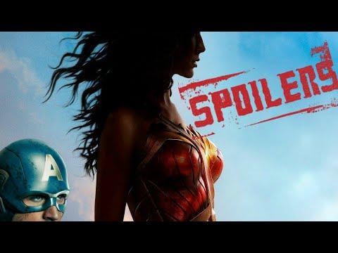 Wonder Woman SPOILERS Review (Gal Gadot - DCEU 2017)
