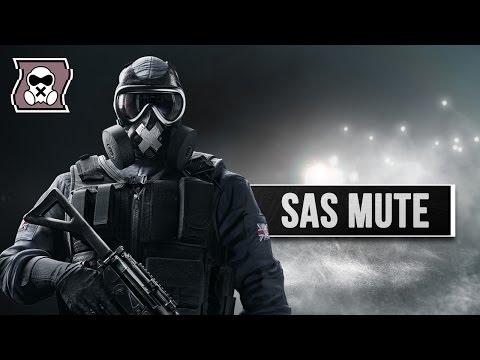 Rainbow Six Siege - Mute Operator Guide   deutsch