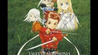 Music from Tales of Symphonia for the GC and PS2. This track plays ...
