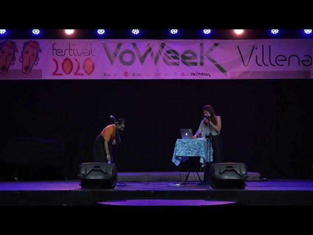 VoWeek online Tarta Relena