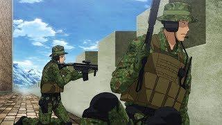 [AMV]Врата:Там бьются наши воины - Мир...