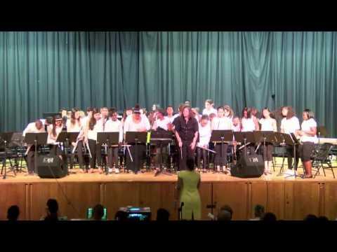 Richard J. Bailey School Spring Concert 2016