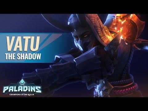 Paladins - Champion Teaser - Vatu, The Shadow