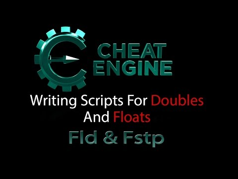 Cheat Engine: FLD & FSTP Write Scripts for Floats and Doubles