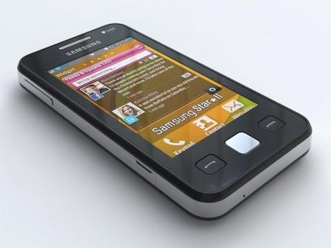 samsung star ii duos video clips rh phonearena com Samsung Duos Program Samsung Duos Battery