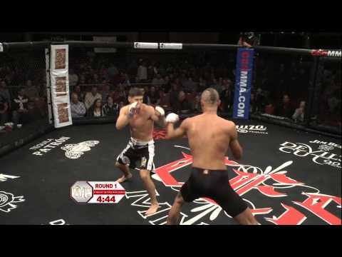 "CES PRESENTS: ""CES MMA XX"" CHARLES ROSA vs RALPH JOHNSON"