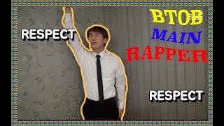 BTOB Main Rapper SEO EUNKWANG