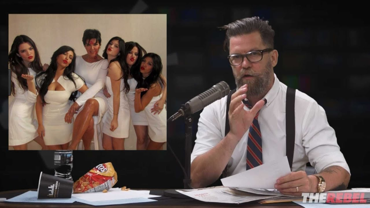 gavin mcinnes what really happened with rob kardashian and blac