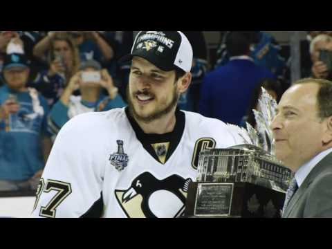 Pittsburgh Penguins 2016 Stanley Cup - On Ice Celebration - Blu-ray Bonus Extra