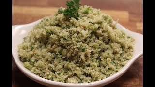 Grain Free Cauliflower Rice | Indian Rice Recipes | Sanjeev Kapoor Khazana