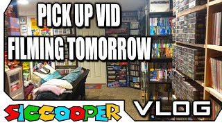 Almost Done With The Spreadsheet, Filming Pick Up Vid Tomorrow!   SicCooper