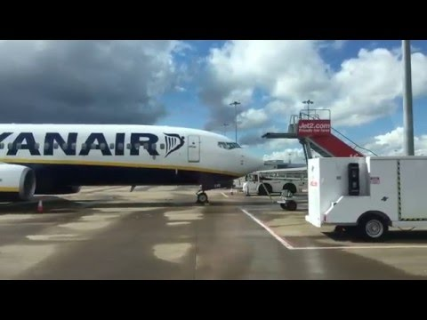 Leeds Bradford Airport Compilation, Leeds, West Yorkshire, England (various dates)